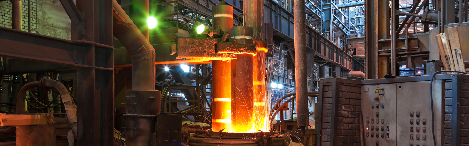 <strong>Solutions in </strong><br />Steel Mill